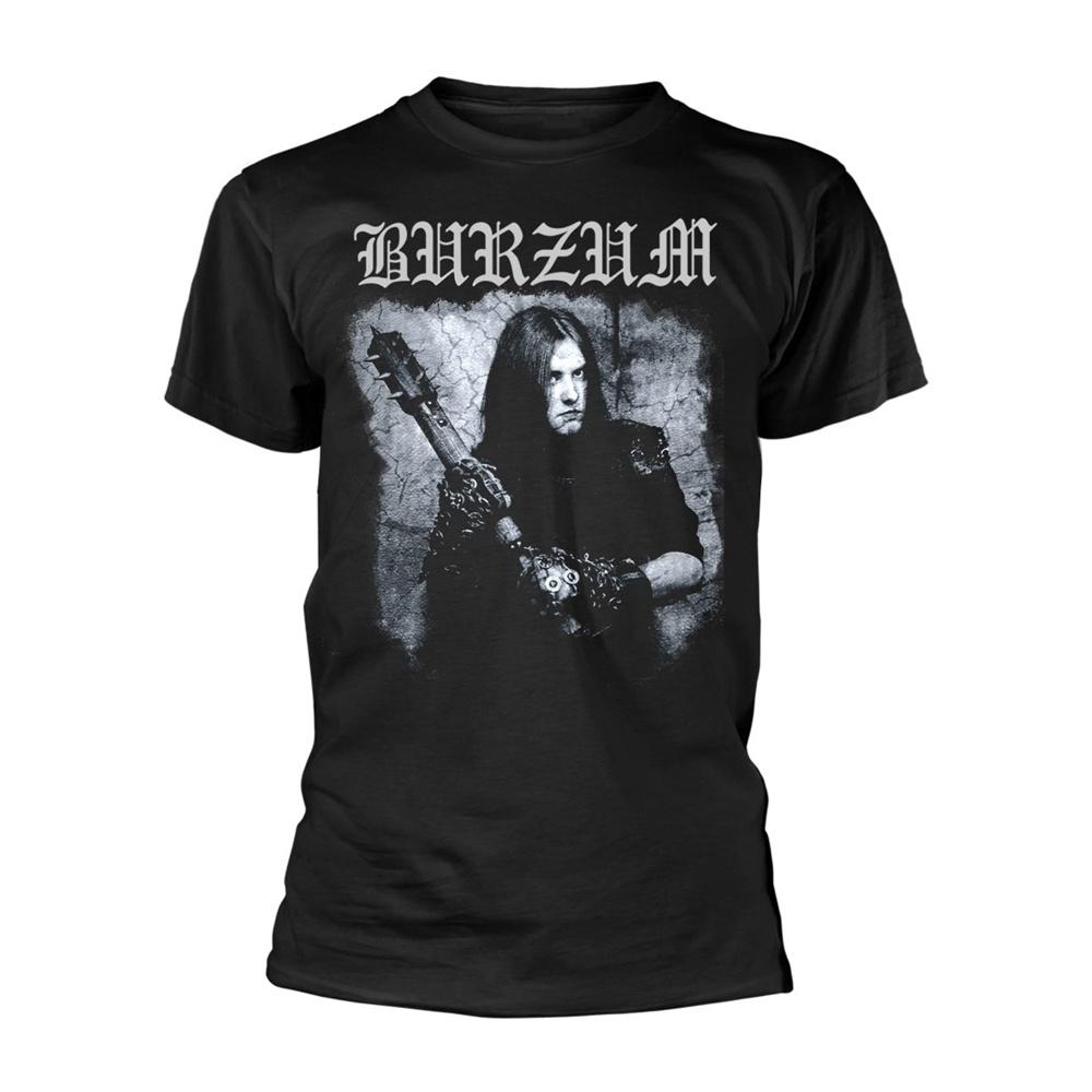 Burzum Anthology 2018 (Black) T Shirt
