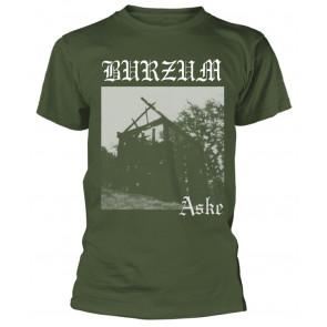 Burzum Aske (Green) T-Shirt