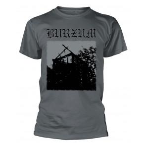 Burzum Aske T-Shirt (Grey)