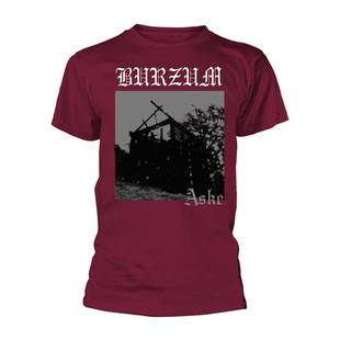 Burzum Aske (maroon) T-shirt