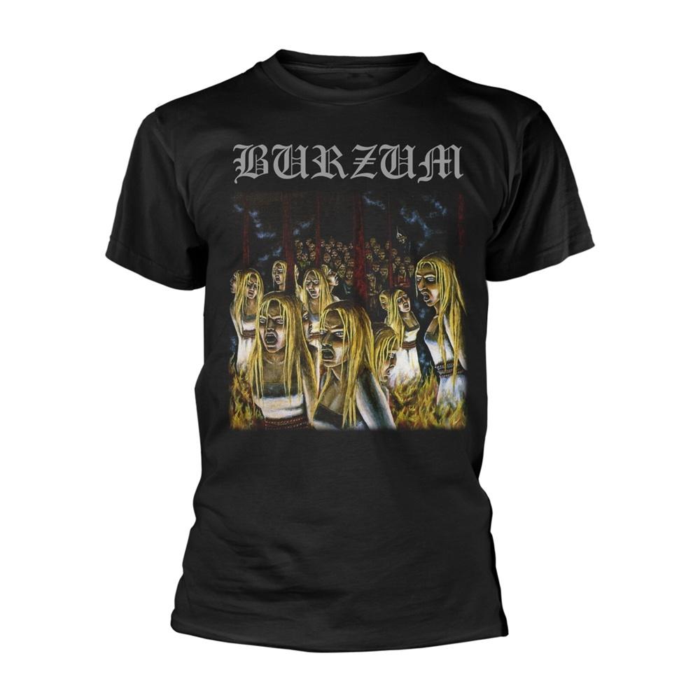 Burzum Burning Witches T Shirt