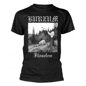 Burzum Filosofem (Black) T-Shirt