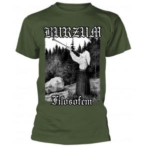 Burzum Filosofem (Green) T-Shirt