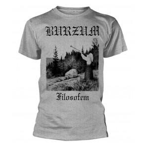 Burzum Filosofem (Grey) T-Shirt