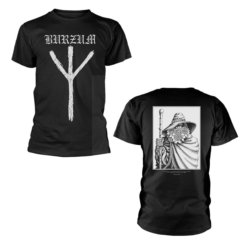 Burzum Rune (Black) T Shirt