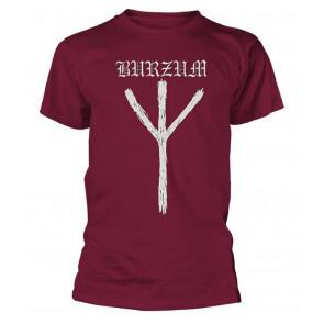 Burzum Rune (Maroon) T-Shirt
