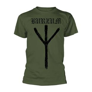 Burzum Rune (green) T-shirt